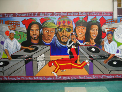 Image gallery hip hop murals for 2pac mural new york